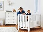Vauvansänky/pinnasänky ANTON 60x120 cm IF-116551