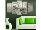 Viisiosainen seinätaulu HORSE 100x60 cm ED-116569