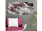 Viisiosainen seinätaulu TREE I, 100x60 cm ED-116609