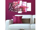 Viisiosainen seinätaulu TREE IV, 100x60 cm ED-116614