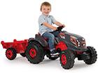 Traktori ja peräkärry STRONGER SMOBY RO-116816