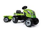 Traktori ja peräkärry SMOBY FARMER RO-116820