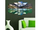 Viisiosainen seinätaulu SEASCAPE 3, 100x60 cm ED-117260