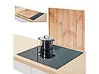 Räiskesuoja/liesisuoja WOOD 56x50 cm GB-117433