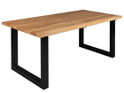Puinen ruokapöytä BERGAMO 180x95 cm RM-118388