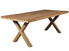 Puinen ruokapöytä X-FACTOR 200x100 cm RM-118396