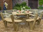 Piknikpöytä TN-118435