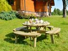 Piknikpöytä TN-118436