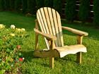 Puinen puutarhatuoli ROB TN-118441