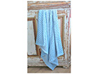 Vauvapeitto DUSTY BLUE 75x90 cm MD-118676