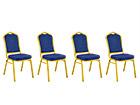 Tuolit 4 kpl TF-119054