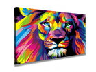 Seinätaulu LION 60x80 cm ED-119295