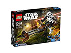 LEGO Star Wars Scout Trooper ja Speeder Bike RO-120498