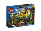 LEGO CITY viidakko helikopteri RO-120535