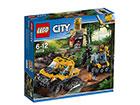 LEGO CITY viidakkopansariauto RO-120538