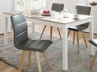 Jatkettava ruokapöytä STOCKHOLM 175-245x90 cm AQ-120856