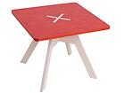 Sohvapöytä/lastenpöytä 60x60 cm OK-121055