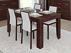 Jatkettava ruokapöytä 90x160-200 cm TF-121390