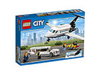 LEGO CITY lentokentän VIP-palvelu RO-121494