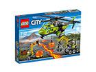 LEGO CITY varustekopteri RO-121507