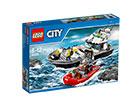 LEGO CITY poliisin partiovene RO-121521