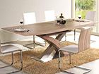 Jatkettava ruokapöytä RAUL 90x160-220 cm WS-121556