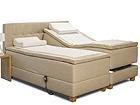 Moottoroitu sänky kaksinkertaisella jousituksella HYPNOS HERMES 160x200 cm FR-121592