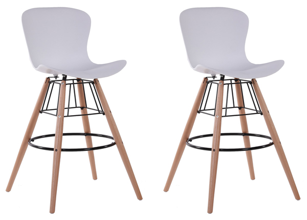 Bar-tuolit RINGSTED, 2 kpl BL-121890