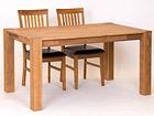 Ruokapöytä, tammi 150x90 cm RU-121916