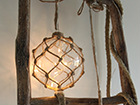 Dekoratiivikerä LED valoilla AA-123285