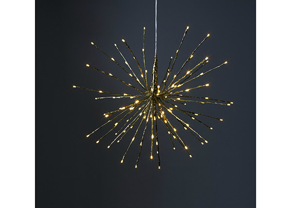 Koristevalaisin FIREWORK 55 cm