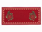 Gobeliinikankainen joululiina ORNAMENT 44x100 cm TG-123442