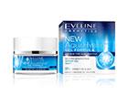 New Aqua Hybrid elvyttävä yöseerumi-geeli Eveline Cosmetics 50ml UR-123961