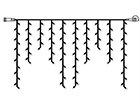 Jatkettava valoketju 2x1 m AA-124128