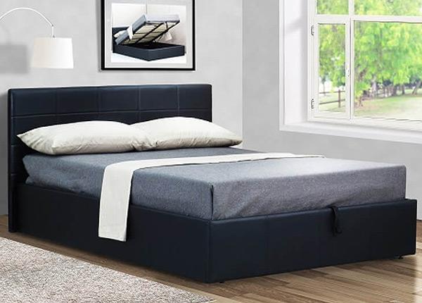 Sänky vuodevaatelaatikolla CHANEL 160x200 cm AQ-124142