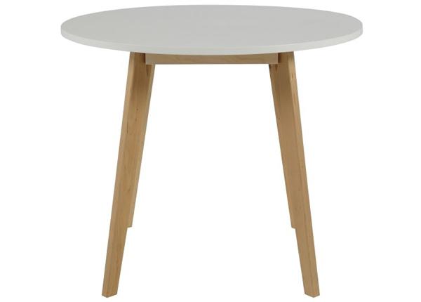 Ruokapöytä RAVEN Ø 90 cm CM-124164