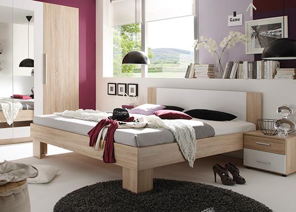 Sänky 160x200 cm + patja PRIME STANDARD BONELL TF-124346