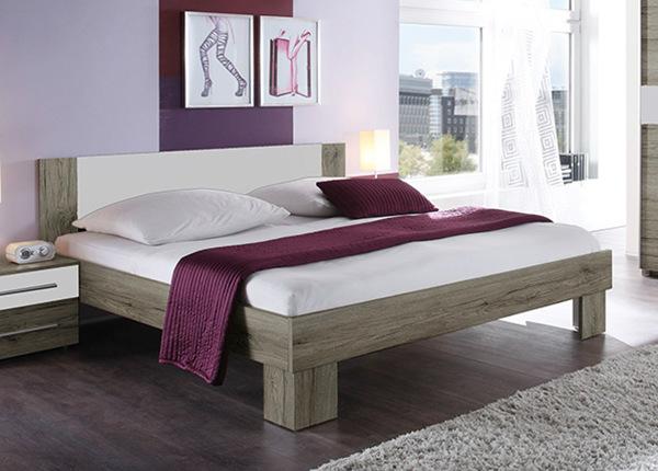 Sänky 160x200 cm + patja PRIME STANDARD BONELL TF-124347