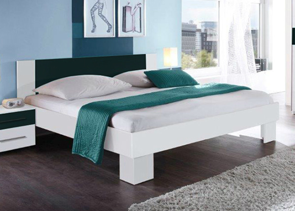 Sänky 160x200 cm + patja PRIME STANDARD BONELL TF-124352