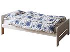 Sänky, koivu 70x155 cm WK-124367
