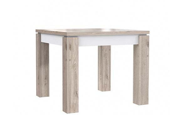 Jatkettava ruokapöytä 90x90-180 cm TF-124626