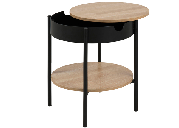 Sohvapöytä TIPTON Ø 45xh50 cm CM-124744