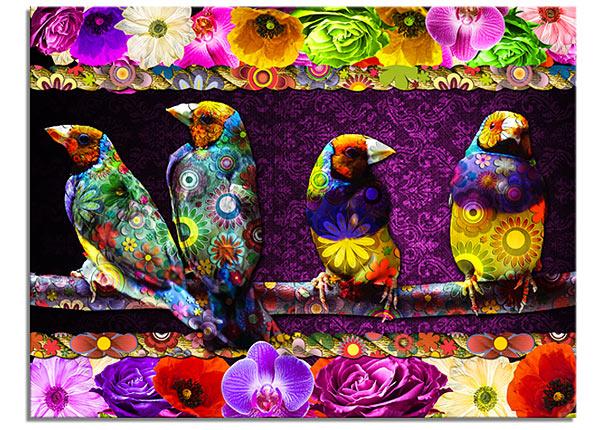 Taulu BIRDS QA-124774