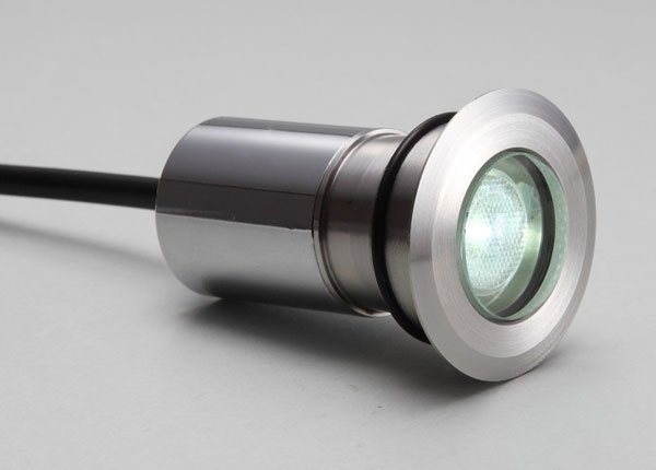 Maahan upotettava LED valaisin, IP67 NH-125475