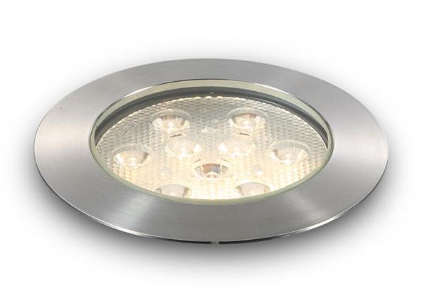 Maahan upotettava LED valaisin, IP67 NH-125541