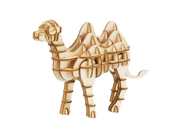 Puinen 3D palapeli KAMELI UP-125794