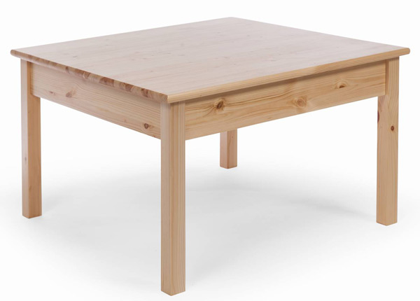 Sohvapöytä/lasten pöytä SUME 75x75 cm TA-125806