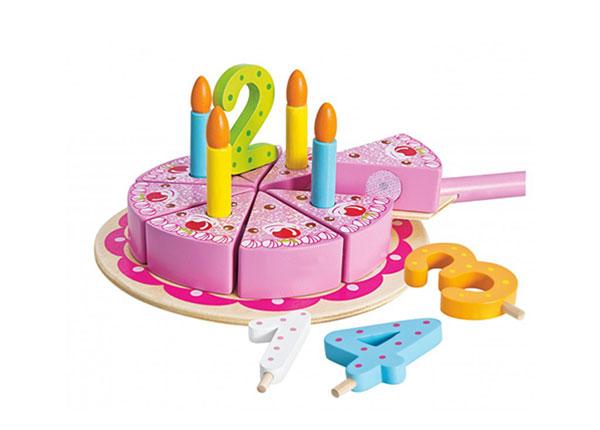 Puinen syntymäpäiväkakku UP-125822