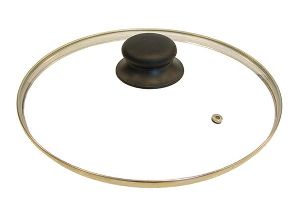 Lasikansi Ø 30 cm paistinpannuun ET-126054