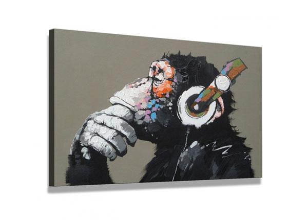 Seinätaulu RETRO 60x80 cm ED-126290